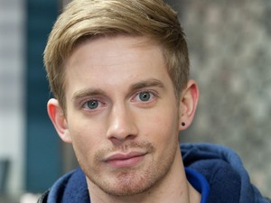 Elliot Balchin as Kevin in Hollyoaks
