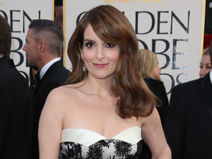 Tina Fey, Golden Globes 2013
