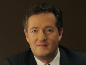 Piers Morgan at the TCA winter press tour 2011 in Pasadena, California
