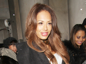 Celebrities attends Jourdan Dunn's leaving party at AuraFeaturing: Jade Ewen Where: London, England When: 18 Jan 2013 Credit: WENN.com