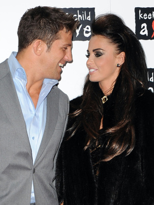Alex Reid and Katie Price Keep A Child Alive Black Ball at St John's Smith Square London, England - 27.05.10 Credit: (Mandatory) Zak Hussein/WENN.com
