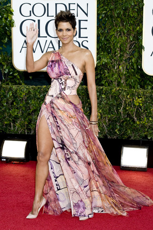 Halle Berry, Golden Globes 2013