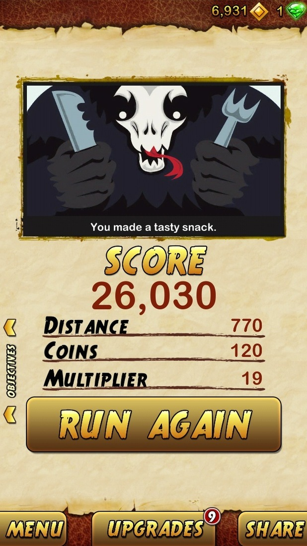 previous next temple run 2 screenshot copyright imangi studios 8 of 10