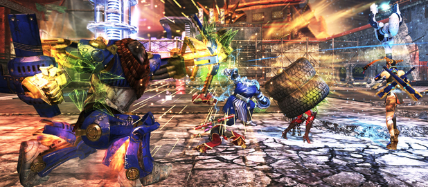 Anarchy Reigns screenshot for Xbox 360