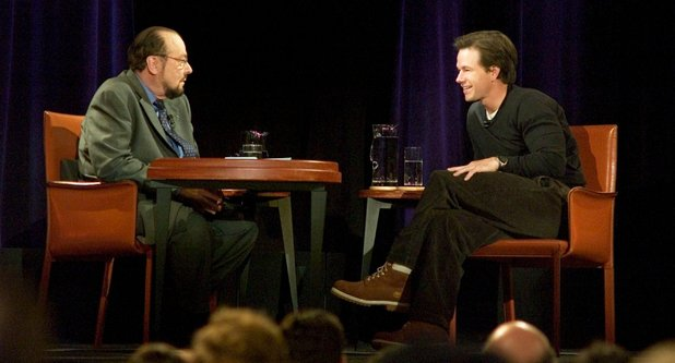 'Inside The Actors Studio': James Lipton and Mark Wahlberg
