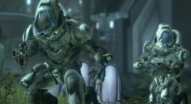 Halo 4: Spartan Ops 