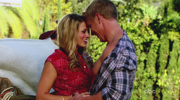 The Bachelor S17E02: Lesley and Sean Lowe