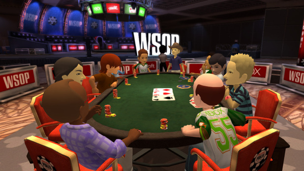 World of Series Poker: Full House Pro