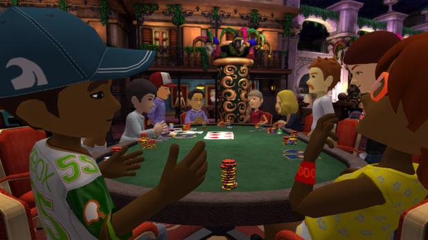 World of Series Poker: Full House Pro