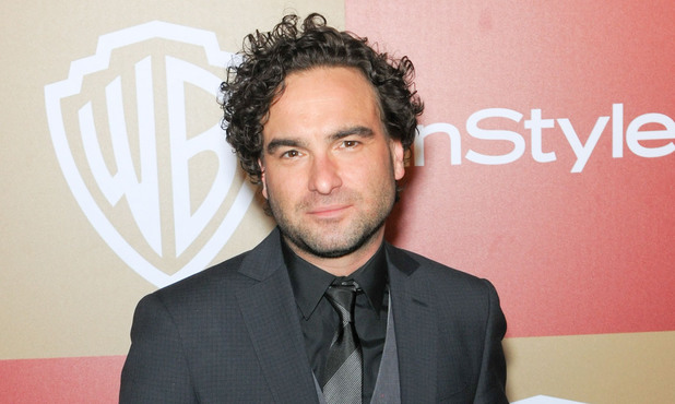 InStyle And Warner Bros. Golden Globe After Party at The Beverly Hilton Hotel - Arrival Featuring: Johnny Galecki Where: Beverly Hills, California, United States