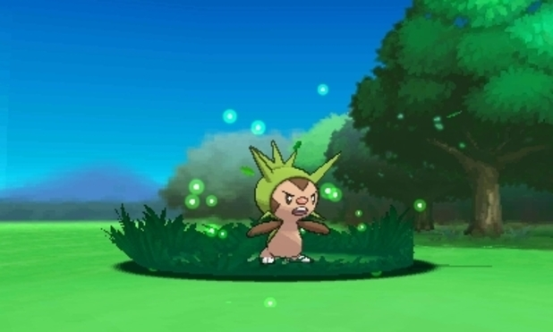 Chespin (Grass)