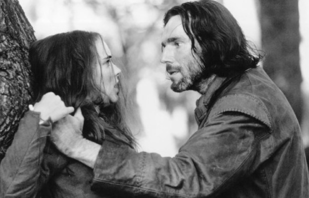Daniel Day-Lewis, Winona Ryder, The Crucible