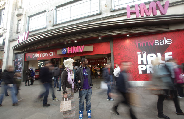 15/01/2013: The day HMV died and took all sense with it