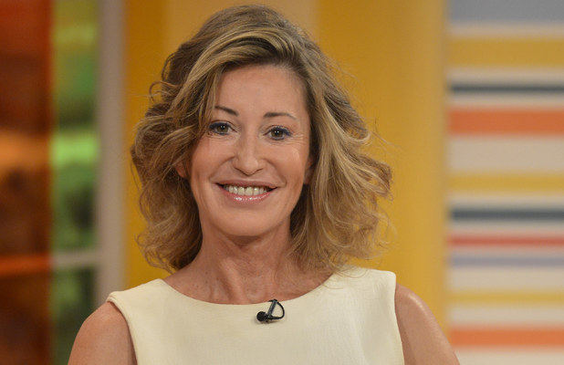Paula Hamilton appears on Daybreak 14 January 2013