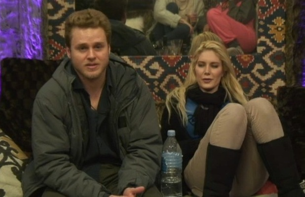 Spencer Pratt, Heidi Montag