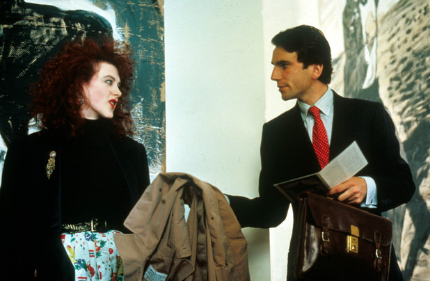 Joan Cusack and Daniel Day-Lewis