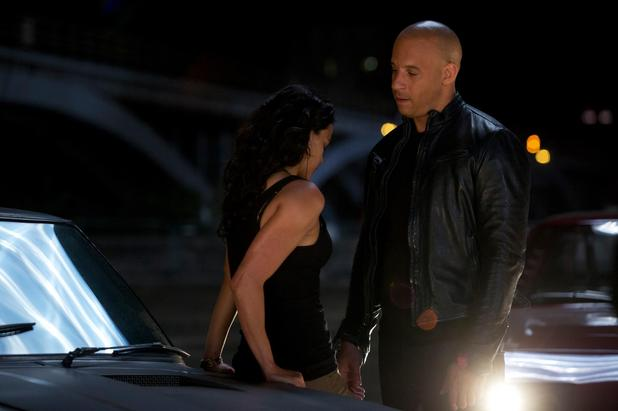 The Fast and the Furious 6, Vin Diesel, Michelle Rodriguez