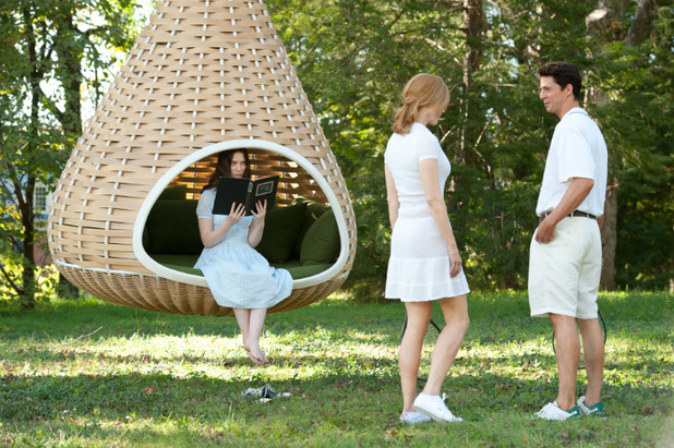 Nicole Kidman, Matthew Goode and Mia Wasikowska