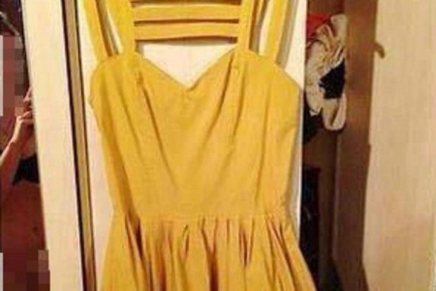 eBay seller accidentally posts naked picture
