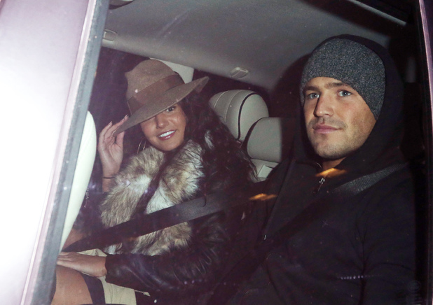 Mark Wright and Michelle Keegan spotted together late last night in Central LondonFeaturing: Michelle Keegan, Mark Wright Where: London, United Kingdom When: 13 Jan 2013 Credit: Ratello/WENN.com