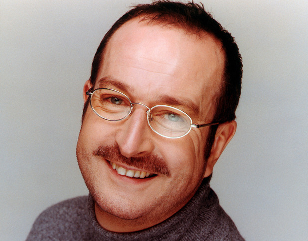 BBC Radio 2 presenter Steve Wright