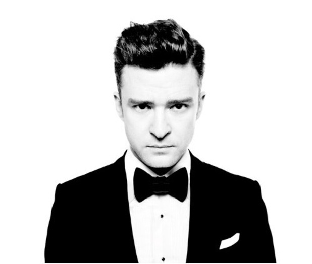 Justin TImberlake website photo