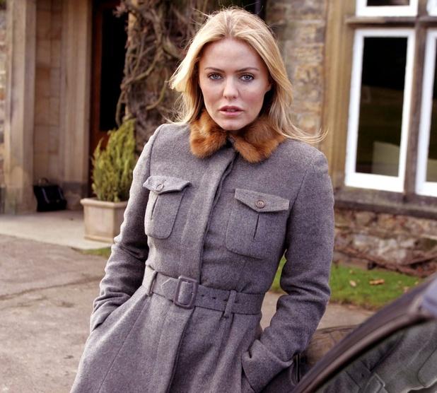 'Emmerdale' TV Patsy Kensit (2006)