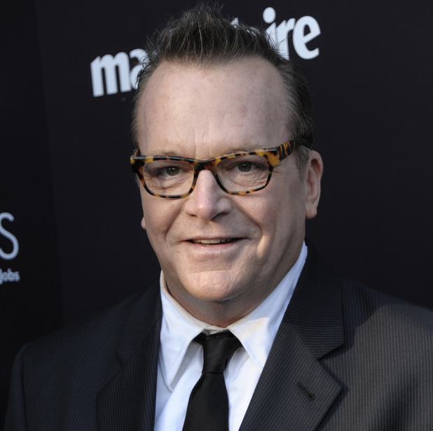 Actor Tom Arnold arrives at the Chrysalis Butterfly Ball in Los Angeles on Saturday, June 11, 2011. The event is a benefit for Chrysalis, a non-profit organization that helps people out of homelessness and poverty.