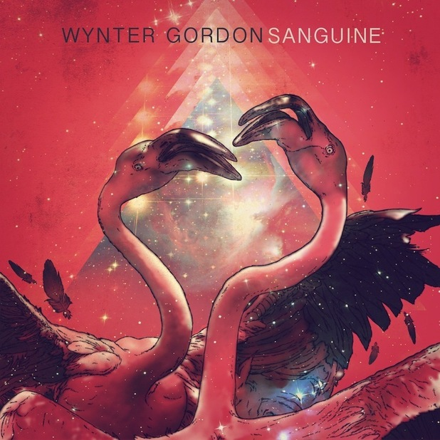 Wynter Gordon 'Sanguine' EP artwork