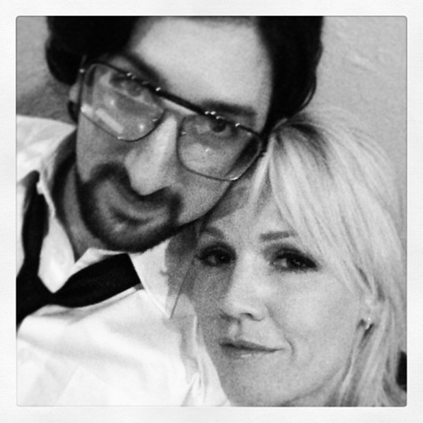 Jennie Garth and Jeremy Salken