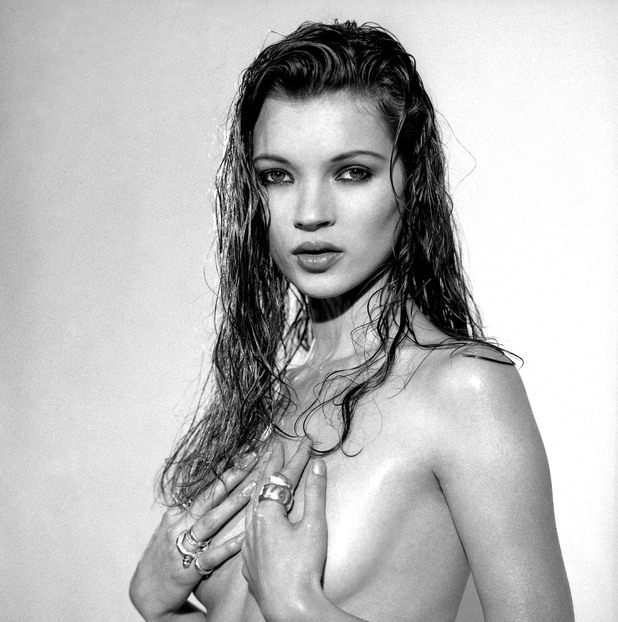 25 years of Kate Moss