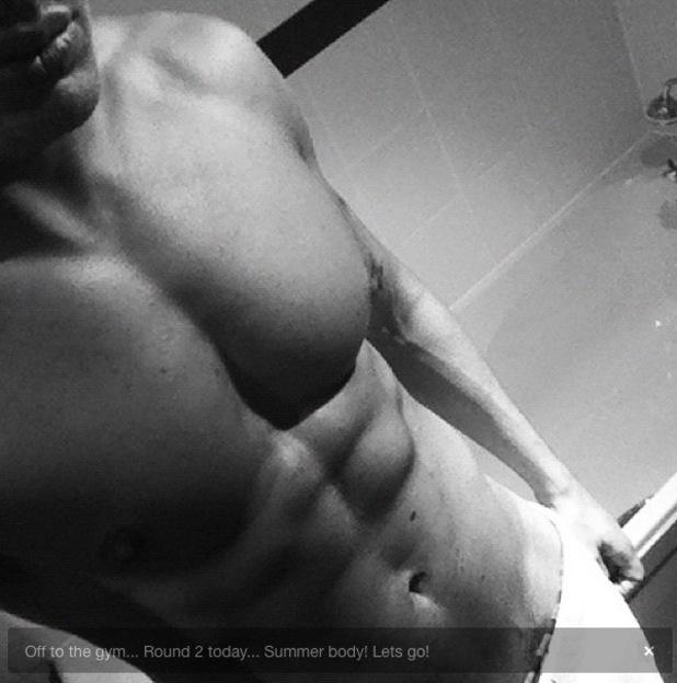 Mario Falcone, instagram