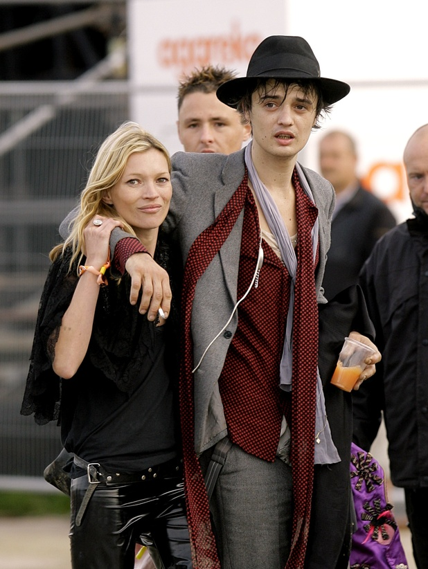 Kate Moss, Pete Doherty, 2007