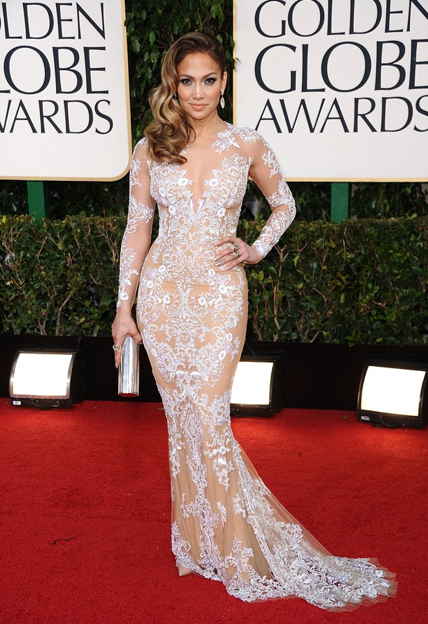 Miss Mode: Jennifer Lopez at Golden Globes
