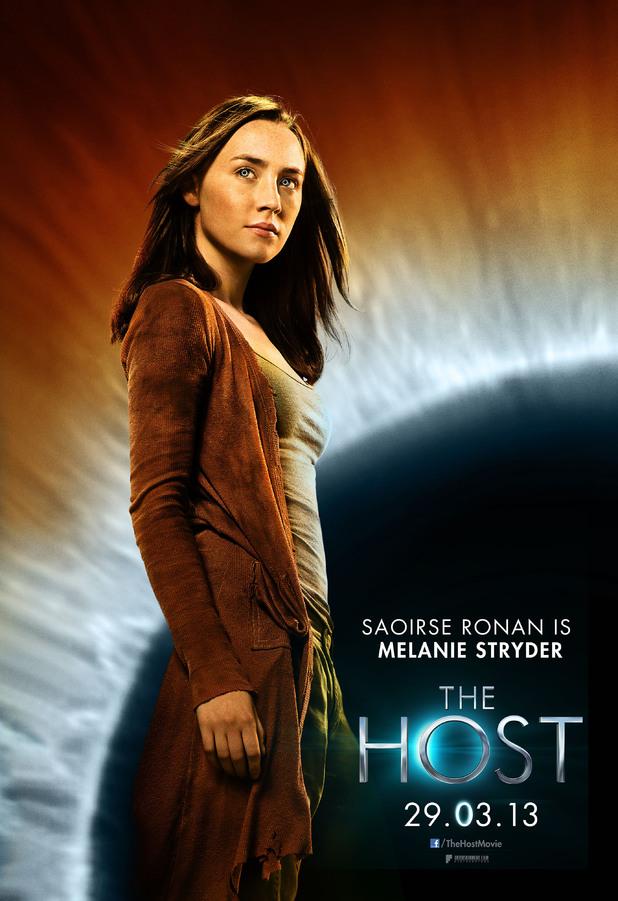 The Host Saoirse Ronan Melanie Stryder