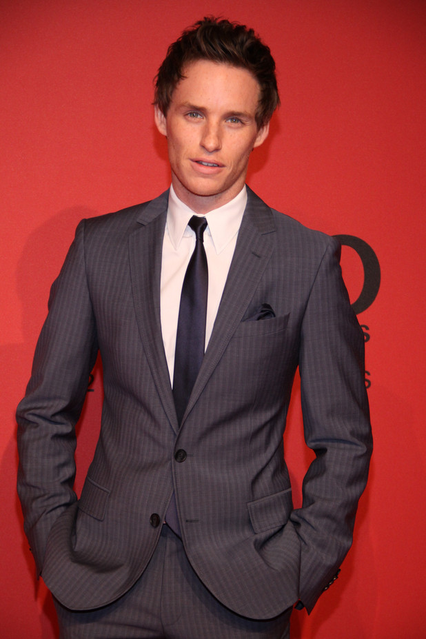 Eddie Redmayne, Berlin Fashion Week, Hugo Boss