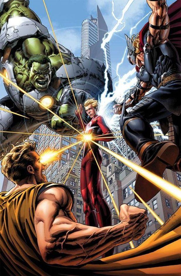 Avengers #9 New Universe