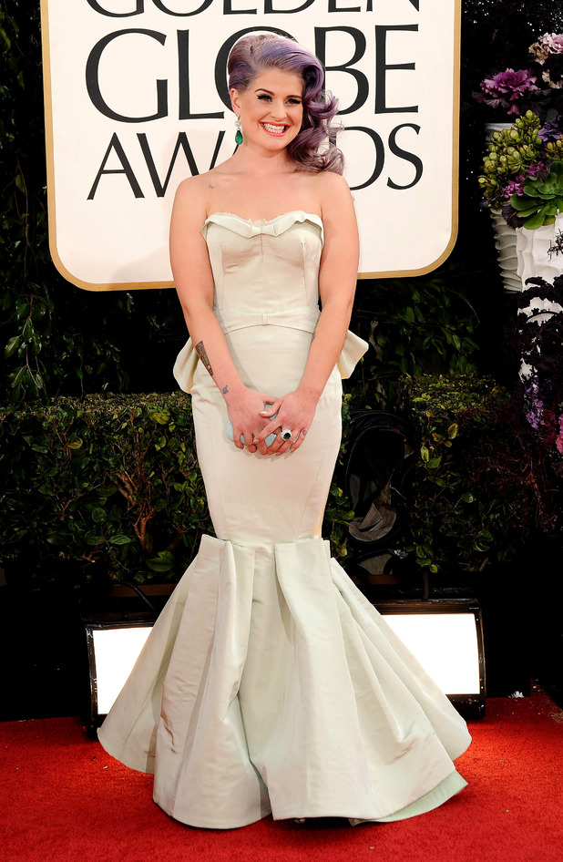Kelly Osbourne, Golden Globes 2013
