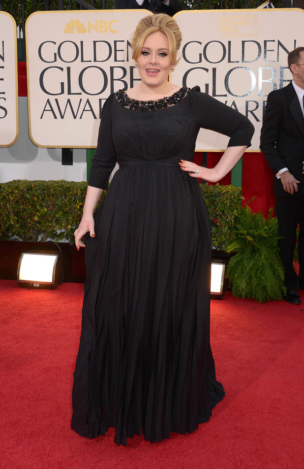 Best & worst dressed at the Golden Globes 2013