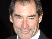 Timothy Dalton arrives for the Royal European Charity Premiere of Anthony Minghella's Cold Mountain at the Odeon Leicester Square in central London.