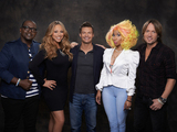 American Idol, Mariah Carey, Nicki Minaj, Keith Urban, Randy Jackson, Ryan Seacrest, 5*, Thu 17 Jan