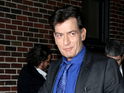 Sheen warns actor not to cross him after initially apologising for his comments.