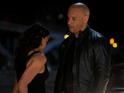 Vin Diesel and Michelle Rodriguez feature in a new photo from the sequel.