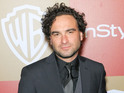 Johnny Galecki is working with Family Guy writer Ricky Blitt.