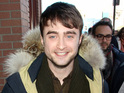 "Harry Potter actor says intimate scenes in his new film were ""fast-paced""."