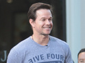 Mark Wahlberg says his apology helped seal the deal for spinoff movie.