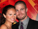 Stephen Amell and Cassandra Jean tie the knot over Christmas holiday.