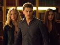 Stefan's shocked when he speaks to Elena; Damon helps Jeremy train as a hunter.
