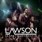Lawson 'Learn To Love Again' artwork