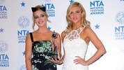 Helen Flanagan and Ashley Roberts talk 'I&#03